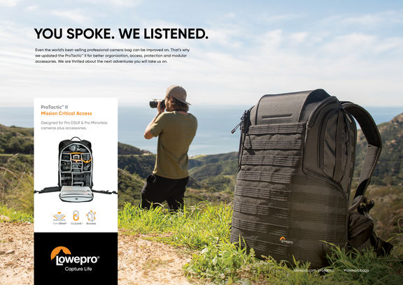 Lowepro key viual zooom