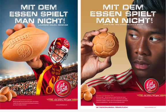 ads eat the ball