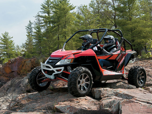 project view arctic cat