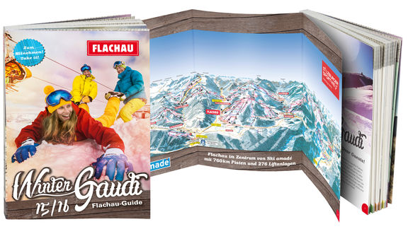 winter brochure flachau