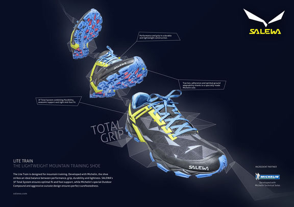 shoe ad salewa