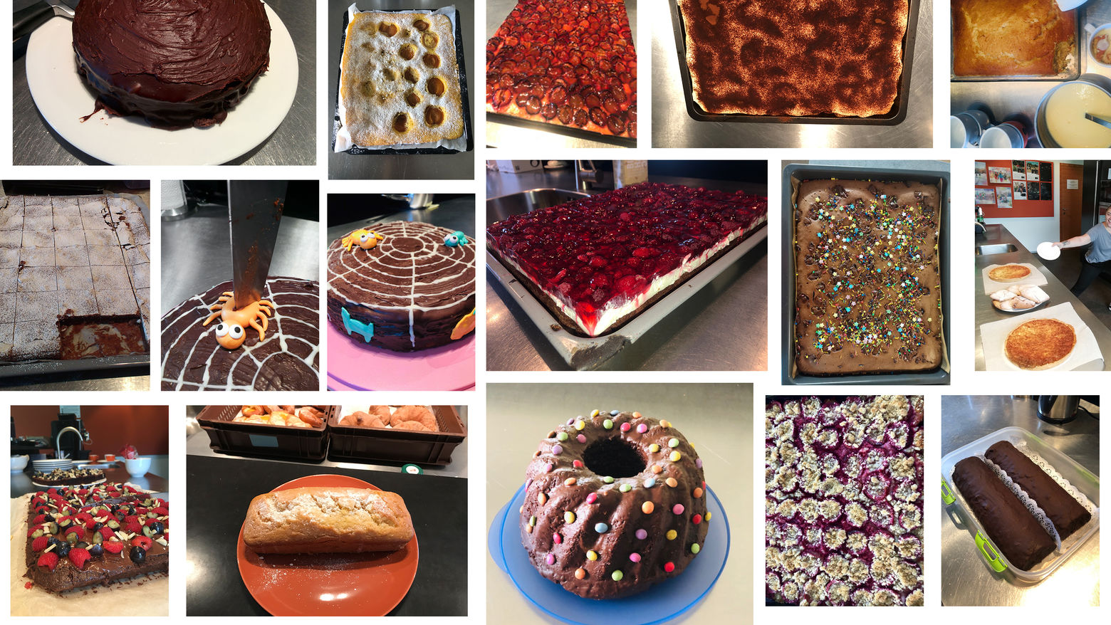cake collage