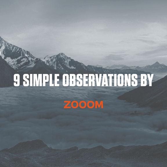 9 simple observations FB