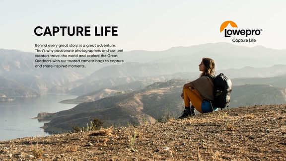 lowepro capture life