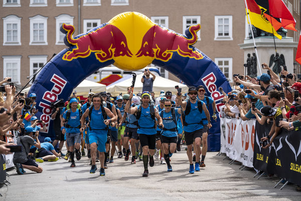 Red Bull X-Alps is on!